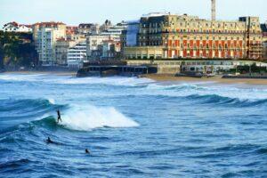 Séjour à Biarritz