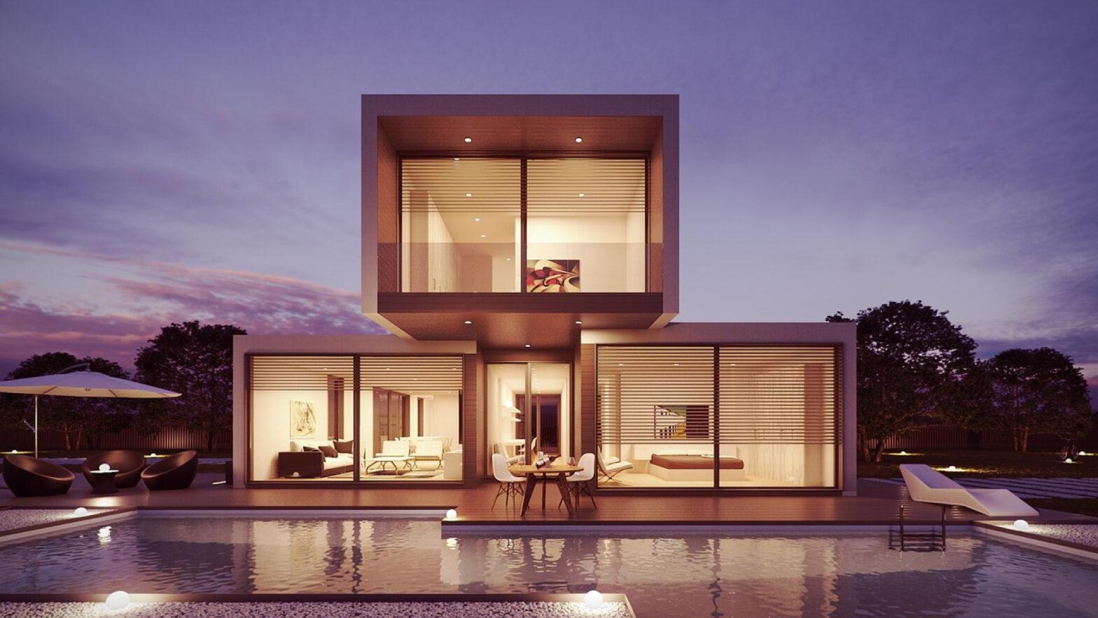 résidences des fortunés